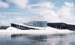 新奥斯陆歌剧院照明设计:冷酷的建筑外立面,内透热情的灯光效果
