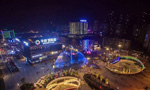 自贡华商国际城(一期)照明工程详解——2017神灯奖申报项目